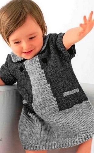 Детское платье 2019