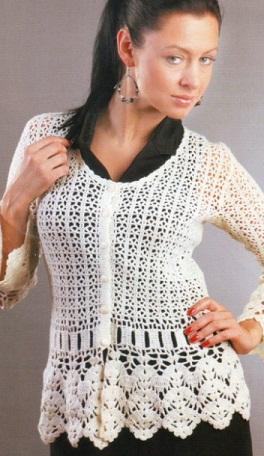 Сабрина вязание со схемами фото 29