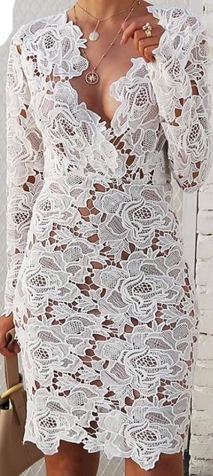 Схемы для вязания платья крючком