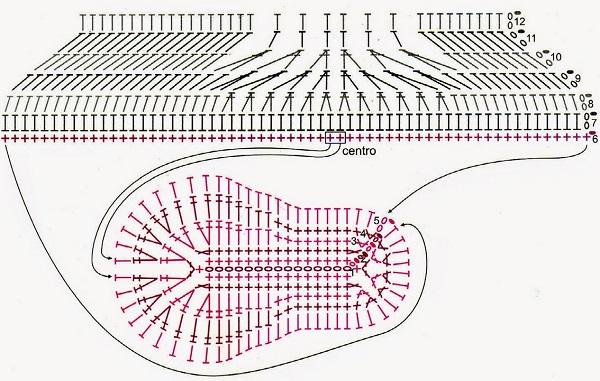тапочк-сапожки связаны
