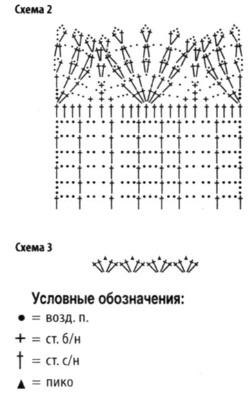 вязание крючком тапочки следки схемы и описание