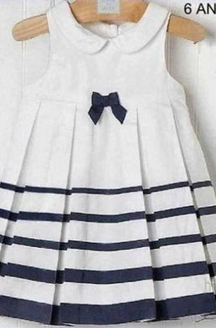 Как сшить платье для девочки