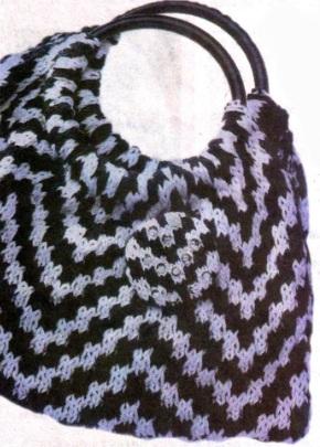 Модель сумки взята из журнала Вязаные штучки (весна-лето 2012 г). Сумка...