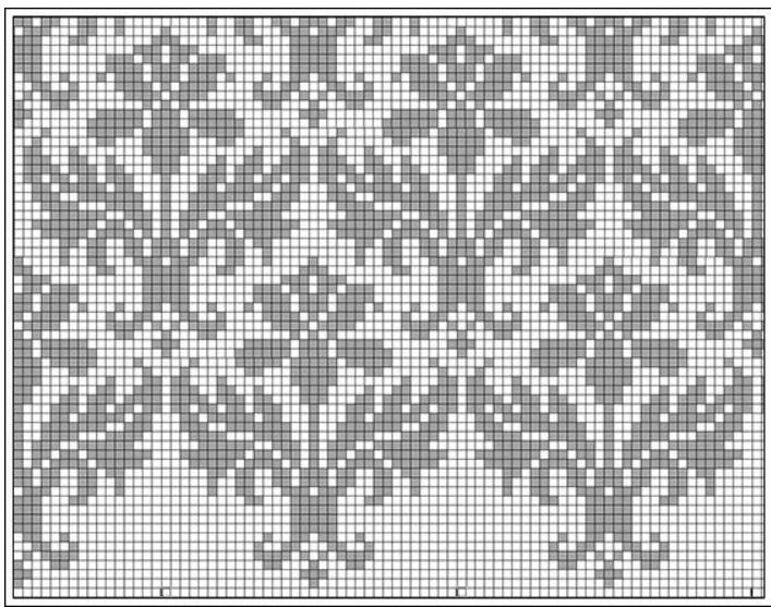 Вы наверняка заметили, что узор норвежского жаккарда всегда.Жаккардовые узоры, схемы и орнаменты для вязания спицами