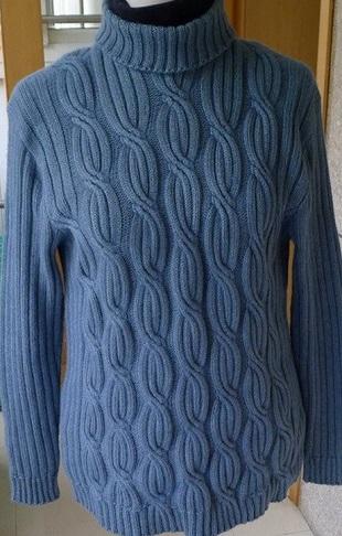 Джемпера вязаные из мериносовой шерсти доставка